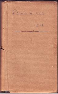 Carnets de guerre de Ferdinand GILLETTE, année 1940 639382babaa